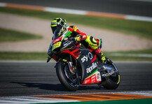 MotoGP: MotoGP-Vorschau: Wie geht es weiter bei Aprilia?