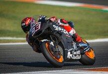 MotoGP: MotoGP - Live-Ticker: Der Valencia-Test im Rückspiegel
