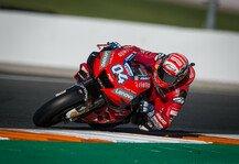 MotoGP: MotoGP - Dovizioso zufrieden: Turning-Problem gelöst?