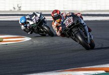 MotoGP: MotoGP - Marc Marquez hat kein Interesse an einfacher Honda