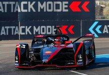 Formel E: Formel E: Nissan setzt 2021 auf Buemi und Rowland