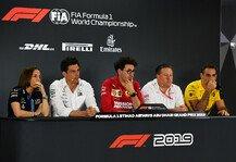 Formel 1: Formel 1: Teams stimmen Budget Cap zu