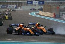 Formel 1: Formel 1, McLaren: Das sind die Baustellen für den Winter