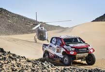 Dakar: Rallye Dakar 2020: So schlug sich Fernando Alonso