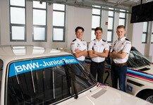 24 h Nürburgring: 24h Nürburgring 2021: BMW Junior Team erstmals im BMW M6 GT3