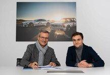 DTM: DTM-Rückkehrer Lucas Auer: Irrsinnig lässiges Angebot von BMW