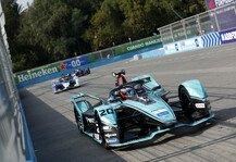 Formel E: Formel E Mexiko: Evans beendet Audi-Serie in Ausfall-Rennen