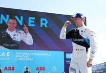 Formel E: Max Günther nach erstem Formel-E-Sieg: Wir werden nicht abheben