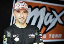 MotoGP: MotoGP: Biaggi als Iannone-Ersatz im Sepang-Test? Max winkt ab