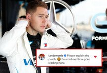 Formel E: Formel E: Selbst Lando Norris wusste nichts vom Saisonauftakt