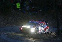 WRC: WRC Monte Carlo 2020: Neuville legt in vereister Nacht vor
