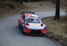 WRC: WRC Live-Ticker - Rallye Monte Carlo 2020: Neuville gewinnt
