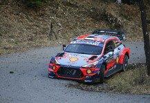 WRC: WRC Live-Ticker - Rallye Monte Carlo 2020: Tänak abgeflogen