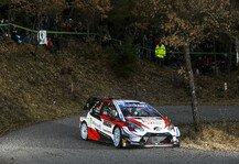WRC: WRC Live-Ticker - Rallye Monte Carlo 2020: Dreikampf um Platz 1
