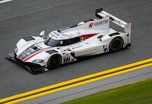 IMSA: IMSA, Daytona: Mazda auf Pole, Penske crasht