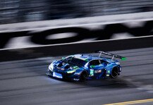 IMSA: IMSA: GRT Magnus erkämpft bei 24h von Daytona Platz zwei