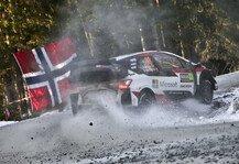 WRC: WRC Rallye Schweden 2020: Sieg für Toyota-Neuzugang Elfyn Evans