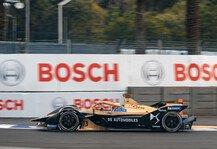 Formel E: Formel E, Marrakesch-Training: Techeetah-Bestzeit, Vergne fehlt