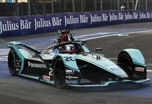 Formel E: Formel E Marrakesch 2020, 2. Training: Evans vor di Grassi