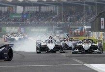 Formel E: Formel E, Mexiko: Mercedes erlebt ersten Rückschlag