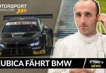 DTM: DTM 2020 - Robert Kubica: Testträger-BMW ist kein Nachteil