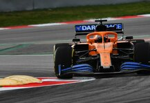 Formel 1: Formel 1, Shakedown-Videos: McLaren, Renault & Co. in Action