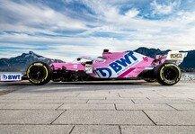 Formel 1: Formel 1 2020, Ansage von Racing Point: Starker Vierter, Podien