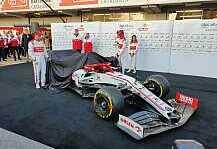 Formel 1: Formel 1, Auto-Präsentationen 2021: Sauber nennt ersten Termin