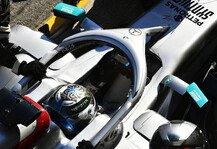 Formel 1: Formel 1 - Mercedes' Lenkrad-Trick beeindruckt Valtteri Bottas