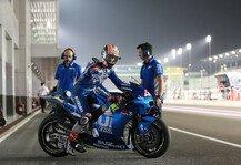 MotoGP: Live-Ticker: MotoGP-Testfahrten in Katar
