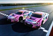 ADAC GT Masters: BWT Mücke Motorsport mit zwei Audi R8 LMS im ADAC GT Masters