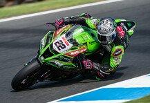 Superbike WSBK: Superbike-WM: Alex Lowes verlängert bei Kawasaki in der WSBK