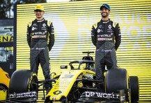 Formel 1: Renault in der Krise: Formel-1-Team bleibt trotzdem