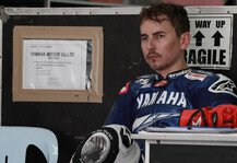 MotoGP: Jorge Lorenzo bestätigt MotoGP-Verhandlungen mit Aprilia