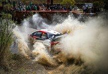WRC: WRC Rallye Mexiko 2020 im Live-Ticker: Ergebnisse und Bilder