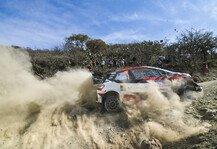 WRC: WRC Rallye Mexiko 2020: Ogier gewinnt erstmals im Toyota