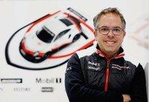 Formel E: Porsche - Zurlinden: Der Name weckt immer große Erwartungen
