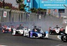 Formel E: Formel-E-Kalender 2021: Renn-Termine bis Juni veröffentlicht