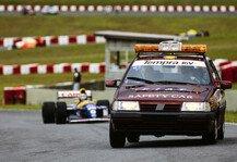 Formel 1: Formel 1 heute vor 27 Jahren: Erstes offizielles Safety Car