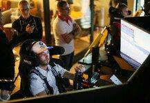 eSports: DTM-Star Eng beim Sim-Racing: Im Rennen BMW-Ingenieur angerufen