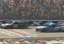 NASCAR: NASCAR: eNASCAR iRacing Pro Invitational Series: Texas Report