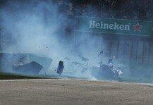 Formel 1: Formel 1 heute vor 3 Jahren: Giovinazzi crasht sich einen Ruf