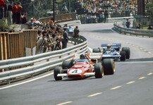 Formel 1: Formel 1 heute vor 50 Jahren: Geburtsstunde der Gummiwalze