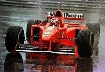 Formel 1: Formel 1 heute vor 24 Jahren: Schumi siegt, Rubinho feiert