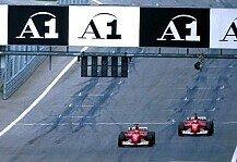 Formel 1: Formel 1 heute vor 19 Jahren: Ferrari bringt Skandal-Stallregie