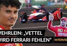 Formel E: Wehrlein privat: Von Vettel über Instagram bis Blaulichtbrille