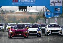 Formel E: Jaguar I-Pace eTrophy: Formel-E-Rahmenserie wird eingestellt