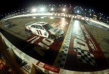 NASCAR: NASCAR 2020 Darlington 500: Denny Hamlin gewinnt nach Abbruch