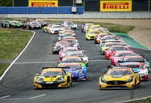 ADAC GT Masters: ADAC GT Masters startet auf dem Lausitzring in die Saison 2020