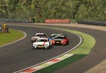 eSports: DTM Esports: Blomqvist und Van der Linde in Monza vorne